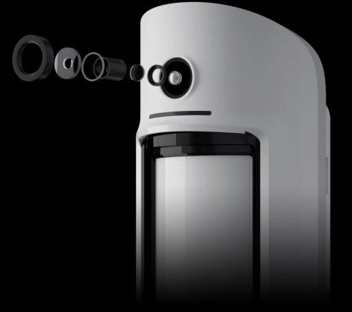 HDR-kamera Fm sikring