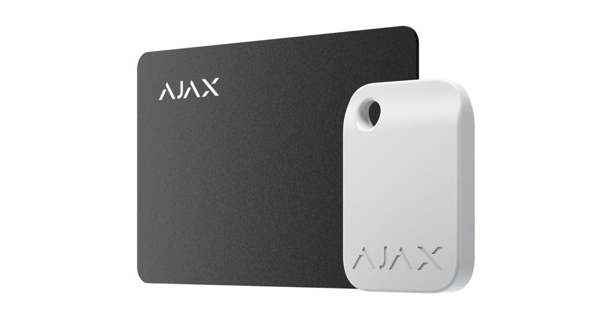 Pass og Tag sælges separat og fås i hvid og sort